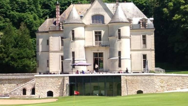 Golf de la semaine : un saut au golf de Villarceaux
