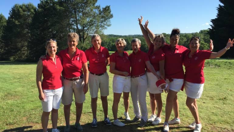 3ème division mid-amateur dames